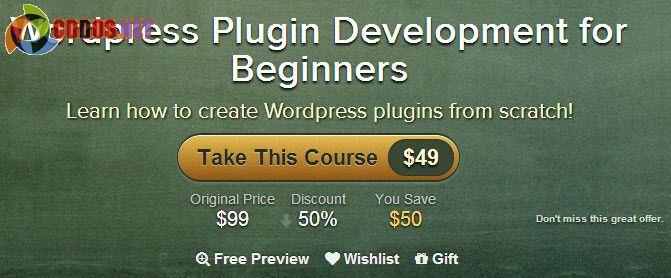 Học lập trình plugin WordPress