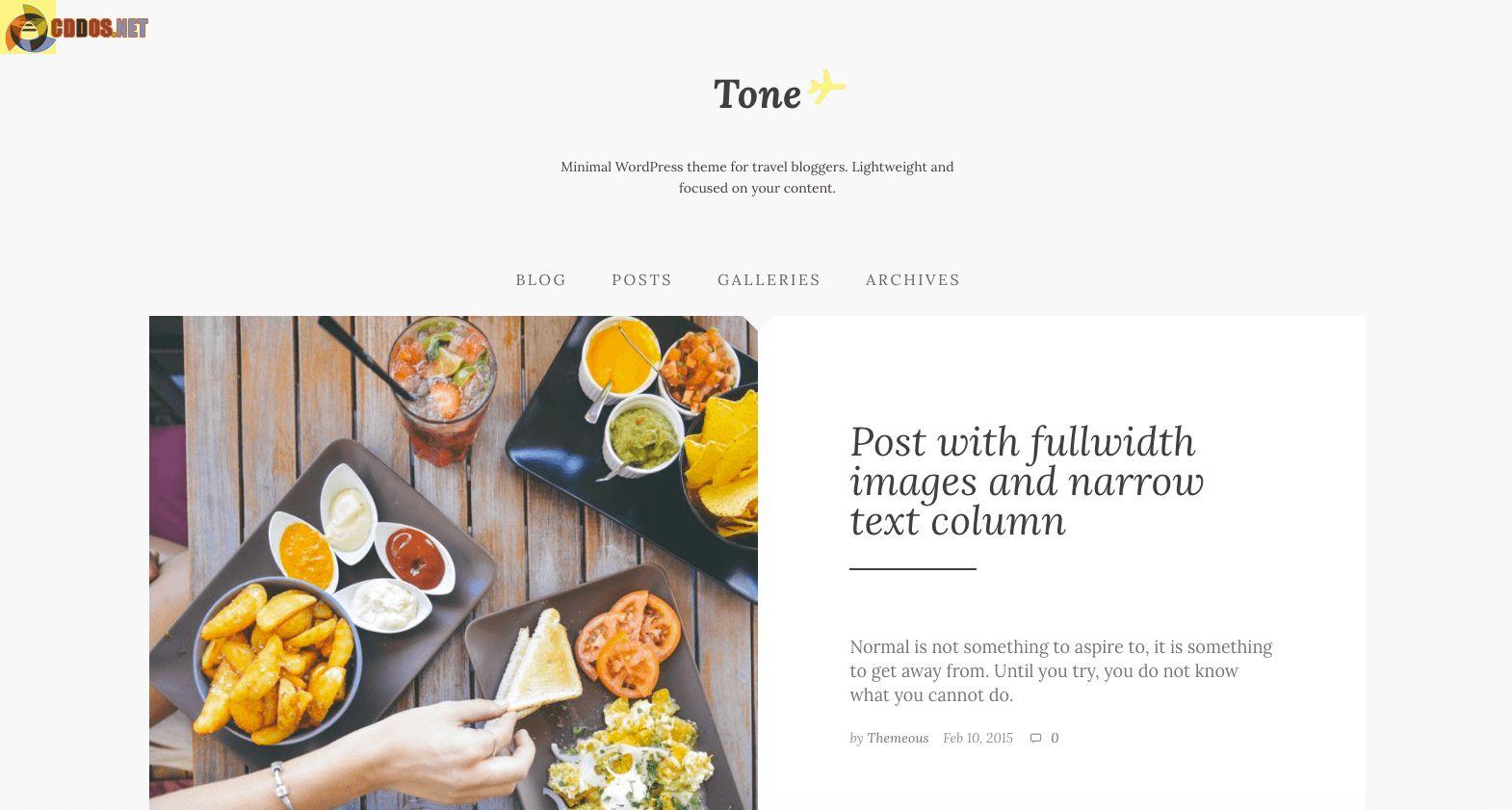 tone-theme