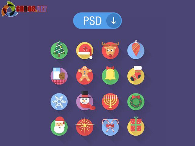 christmas-icons-psd