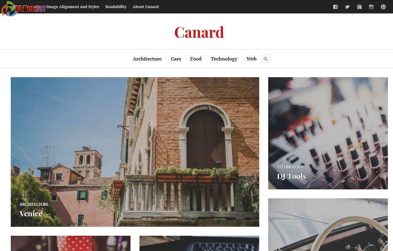 canard-theme