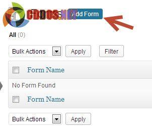tạo form đăng ký thành viên