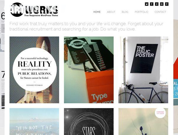 Tải theme WordPress miễn phí