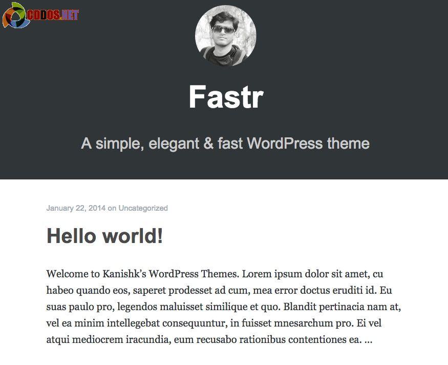 Fastr-Theme