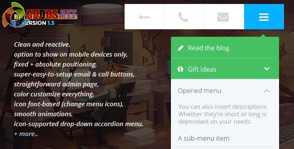 touchy-menu-plugin