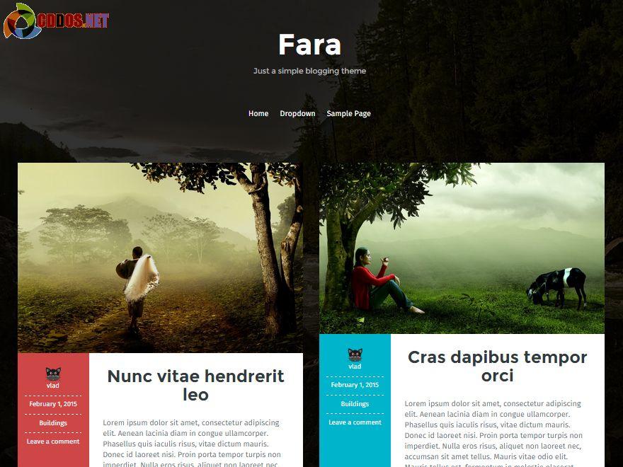 fara-theme