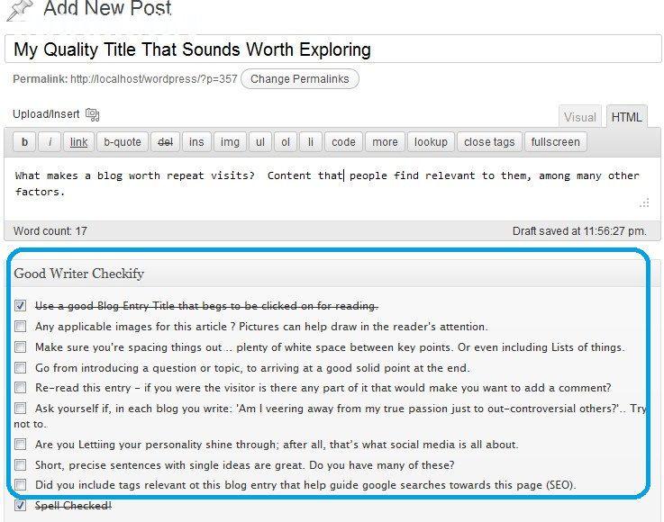 Plugin dành cho blog có nhiều tác giả