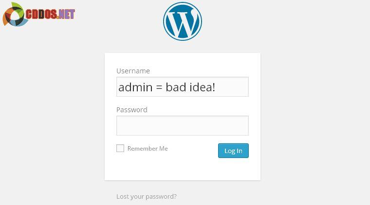 admin-username