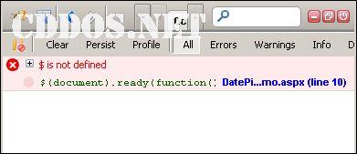 Bug xuất phát từ jQuery Javascript