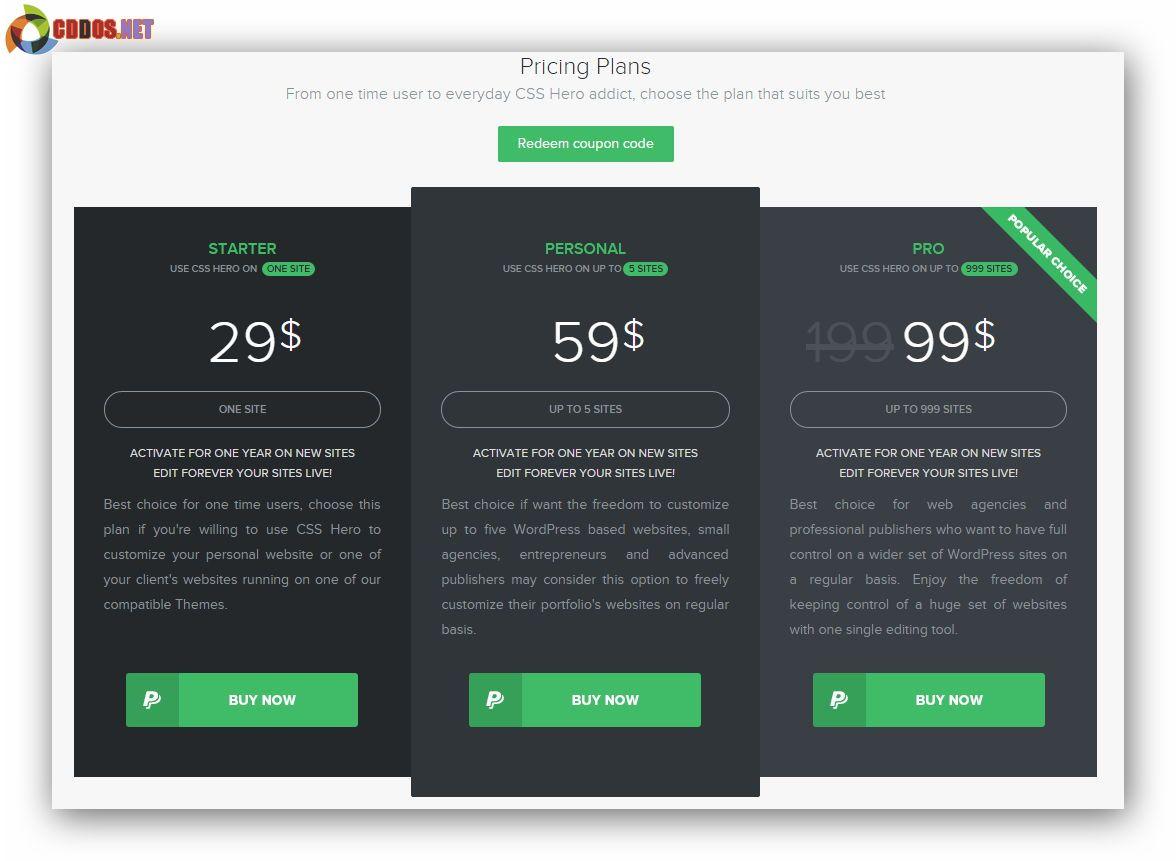 csshero-pricingplan