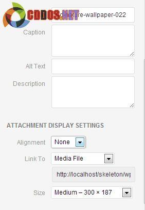 Cách cài lightbox cho WordPress