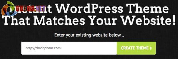 Công cụ clone theme WordPress