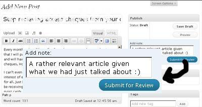 Plugin cho blog nhiều tác giả