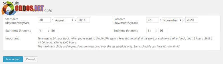 adrotate-schedule