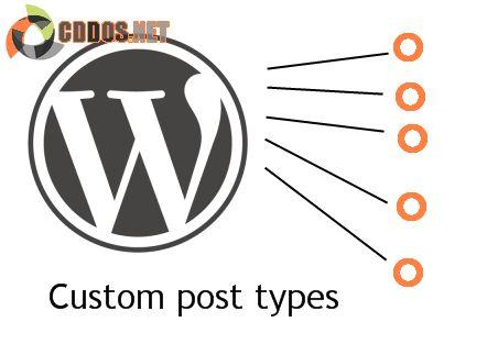Hướng dẫn Custom Post Type