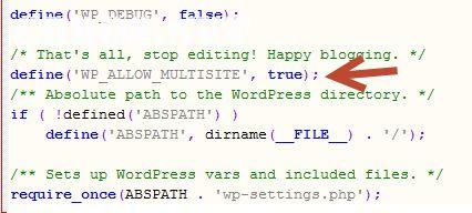 Hướng dẫn WordPress MU