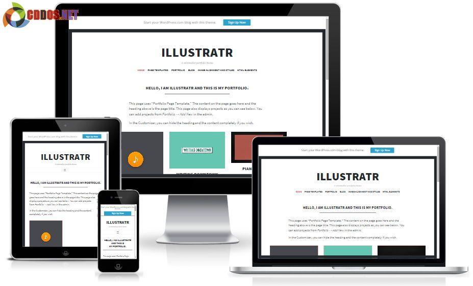 Illustratr-theme
