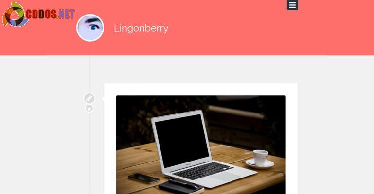 Lingonberry theme