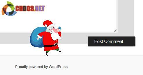 Hiệu ứng ông già Noel nhảy múa
