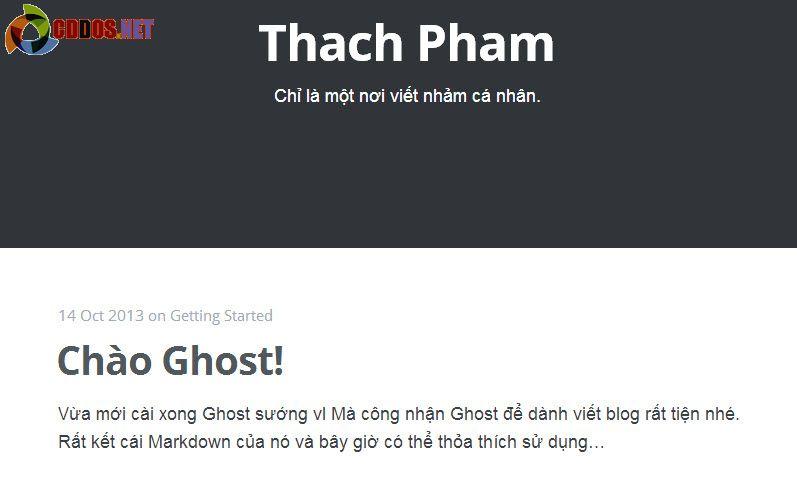 Mã nguồn Ghost