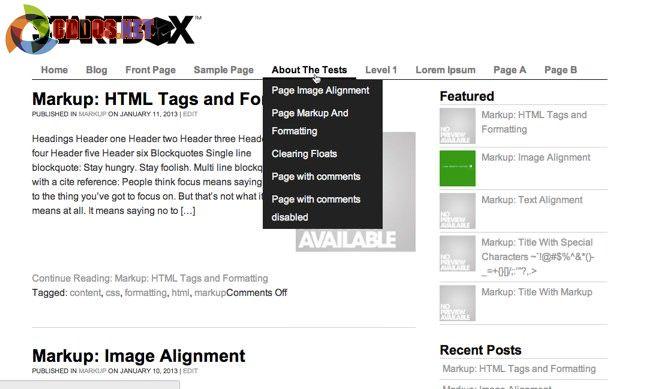 StartBox Framework