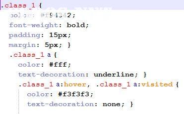 Code CSS được xuất từ file SASS