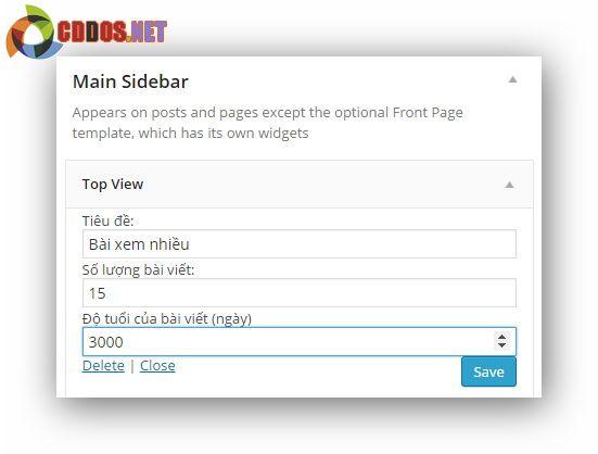 topview-widget