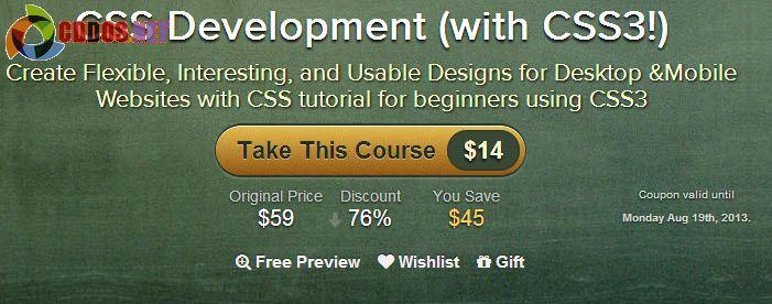 Học lập trình CSS3 căn bản