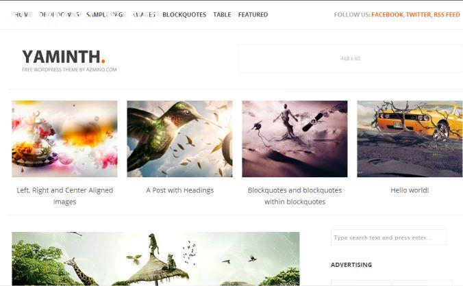 Theme WordPress miễn phí