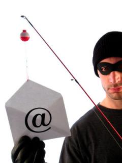Nạn lừa đảo qua email