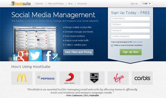 Công cụ quản lý nhiều tài khoản mạng xã hội