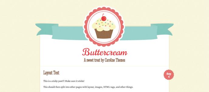 Themes Tumblr dễ thương dành cho WordPress