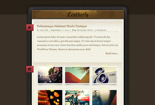 Themes WordPress mang phong cách Tumblr độc đáo