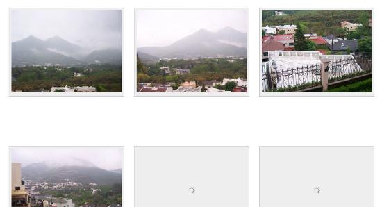 Hiệu ứng Lazy Load để tải hình ảnh trong trang