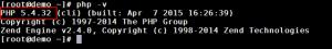 Hướng dẫn upgrade và downgrade php version trên directadmin