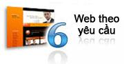 website theo yêu cầu, dịch vụ thiết kế chuyên nghiệp tại hà nội